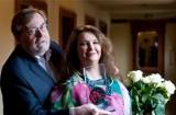 """""""Krzysztof już najgorsze ma za sobą"""" - poinformowała Anna Dymna o stanie zarażonego koronawirusem męża"""