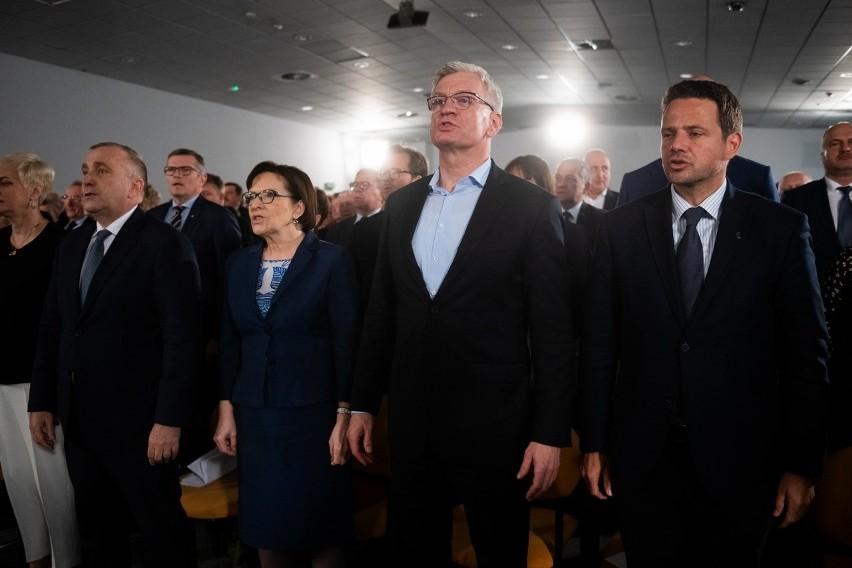 """Konwencja Koalicji Europejskiej w Poznaniu: """"Zwalczymy smog,..."""