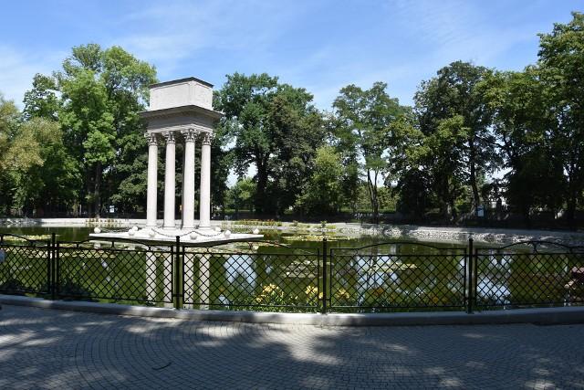 Urzędnicy tarnowskiego magistratu zapowiadają, że będą bardzo dokładnie sprawdzać prace wykonane w Parku Strzeleckim w Tarnowie