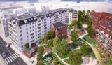 Ponad 200 mieszkań w miejscu dawnego szpitala przy ul. Poniatowskiego [WIZUALIZACJE]