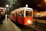 Świąteczny tramwaj, jak co roku, wyjedzie na ulice Gdańska. Towarzyszyć będzie mu św. Mikołaj