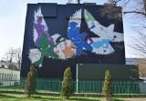 Szlakiem murali czyli wiosenna propozycja spaceru po Oświęcimiu