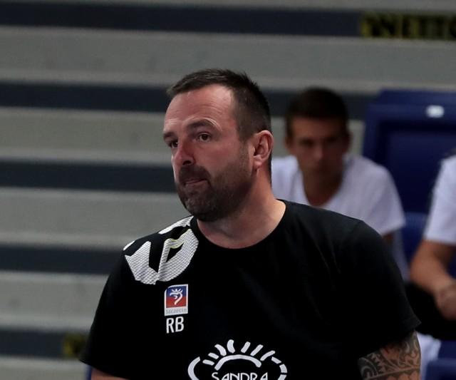 Rafał Biały - trener Sandra Spa Pogoni Szczecin