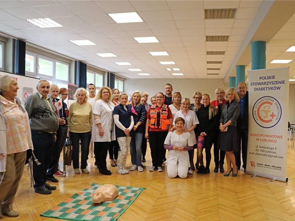 Dzień Seniora W Mdk W Lublińcu Najpierw I Lublinieckie Senioralia