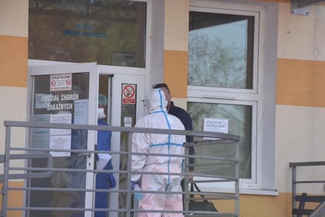 Łącznie, na terenie województwa lubuskiego mamy 50 zakażonych (w tym ozdrowieńcy)