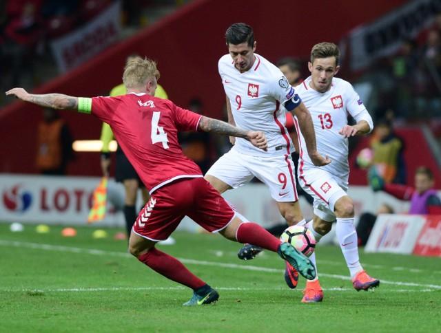 Polacy ograli w sobotę w Warszawie Duńczyków 3:2, ale nie obyło się bez nerwów w końcówce meczu