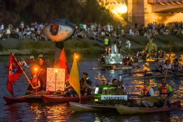 W 2017 r. na Warcie ponownie odbędzie się Parada Sobótkowa