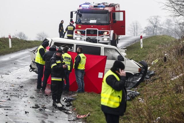 W wypadku w miejscowości Werynia (powiat kolbuszowski) zginęło trzech piłkarzy, czwarty zmarł w szpitalu