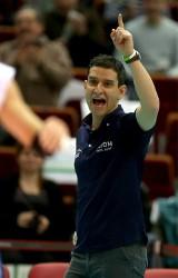 Lorenzo Micelli, trener PGE Atomu Trefla Sopot: Do Turcji jedziemy po zwycięstwo