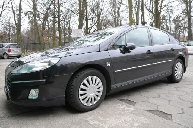 Powiatowy Peugeot 407 premium 2.0 HD został sprzedany za 20.000 zł.