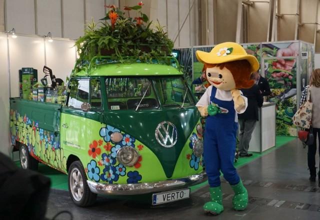 Gardenia: Na MTP ruszyły targi ogrodnictwa