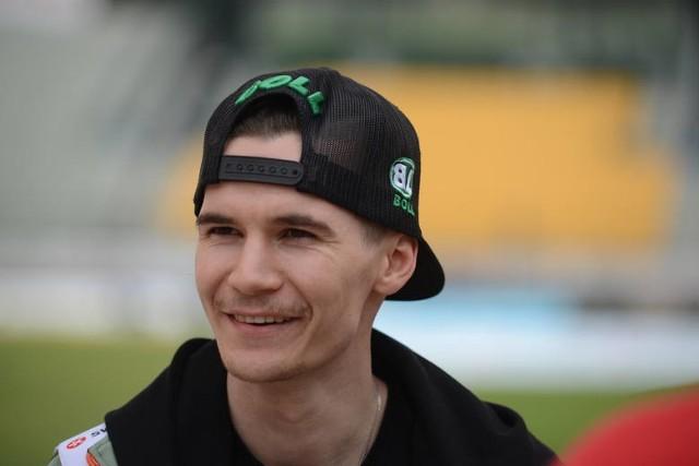 Dla Patryka Dudka będzie to pierwszy sezon w Grand Prix