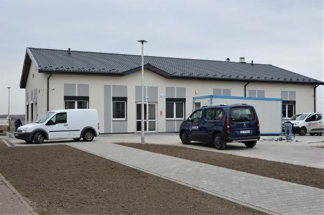 Nowa siedziba PZOZ w Kozłowie