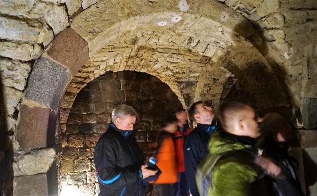Podczas wycieczki będzie okazja zwiedzić klasztorne podziemia