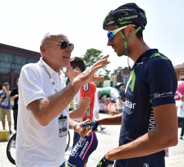 Czesław Lang ocenia Tour de Pologne 2015 na Śląsku i w Zagłębiu