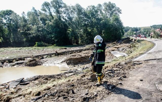 W czerwcu na Podkarpaciu mieliśmy do czynienia z tzw. powodzią błyskawiczną.