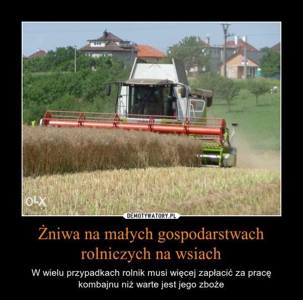 Najlepsze memy o rolnikach [MEMY]