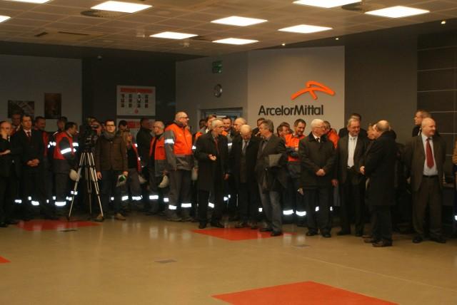 Nowa instalacja długiej szyny w ArcelorMittal Poland