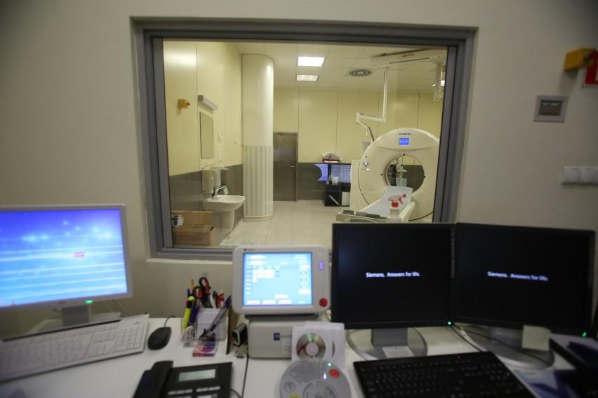 Zagłębiowskie Centrum Onkologii Szpital Specjalistyczny w Dąbrowie Górniczej wstrzymał planowe przyjęcia pacjentów, poza onkologicznymi