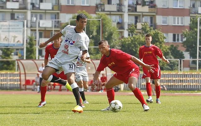 Resovia - Polonia PrzemyślResovia wygrała z Polonią Przemyśl 6-0.
