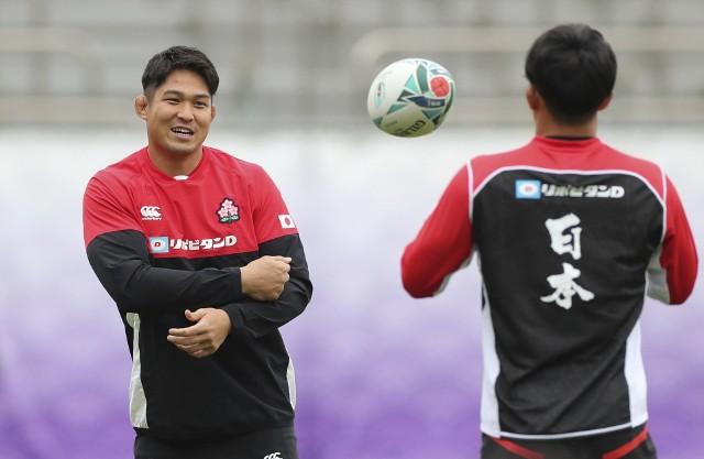 Cała Japonia kibicuje rugbystom