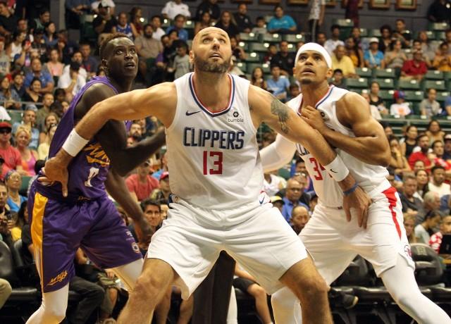 Marcin Gortat rozpoczął swój dwunasty sezon w NBA od porażki z Denver Nuggets.