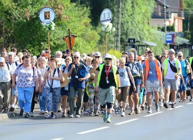 Pielgrzymi wyruszą z Radomia w piątek 6 sierpnia. Na Jasną Górę dotrą po pokonaniu około 200 kilometrów w piątek 13 sierpnia.