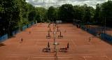 Turniej LOTOS PZT ITF na kortach Miejskiego Klubu Tenisowego w Łodzi. Znamy półfinalistów i triumfatora debla