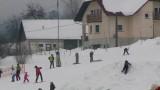 Śmiertelny wypadek na stoku. 20-letni narciarz nie żyje (wideo)