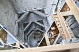Most Pomorski w remoncie. Rozpoczyna się drążenie tunelu pod Odrą [NAJNOWSZE ZDJĘCIA]