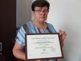 Certyfikat akredytacyjny dla Szpitala Powiatowego w Nowej Dębie