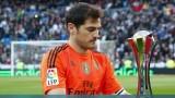 Iker Casillas trafił do szpitala. Były bramkarz znów miał problemy z sercem