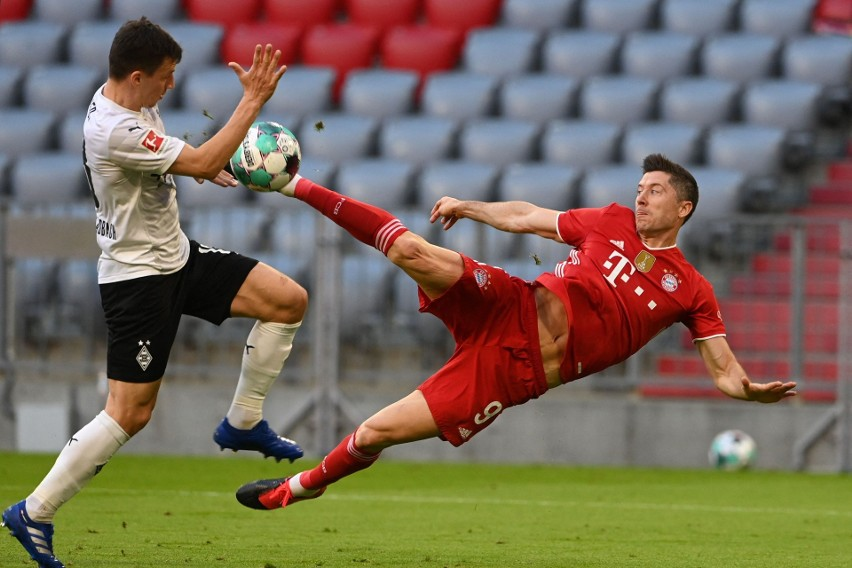 Kolejny sezon w Borussii Dortmund to 31 występów, 24 gole i...