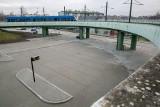 Kraków. Kolejny duży parking wybudowany za pieniądze miasta świeci pustkami