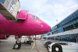 Awaryjne lądowanie samolotu Wizz Air w Pyrzowicach. Załoga airbusa A320 zgłosiła usterkę po starcie