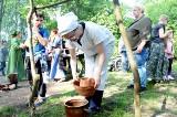 Świdnica. O kulinariach na przestrzeni dziejów. Muzeum Archeologiczne zaprosiło mieszkańców na Noc Muzeów z historią  [ZDJĘCIA]