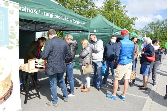 LGD Korona Północnego Krakowa pierwsze targi produktów lokalnych organizowała we współpracy z gminą Wielka Wieś. Kolejne zaplanowała w sąsiednich gminach