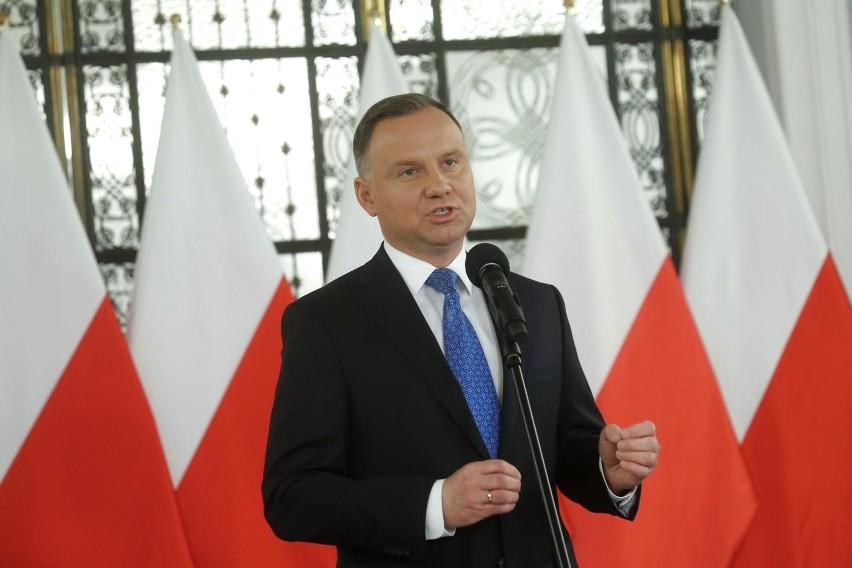 Andrzej Duda: Nie może być tak, że prawo nakazuje kobiecie...