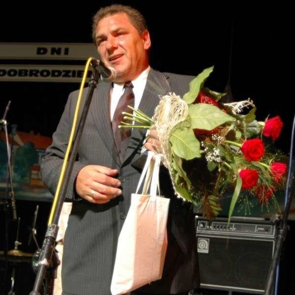 Jan Nowak otrzymał Srebrną Różę w kategorii przedsiębiorczość.