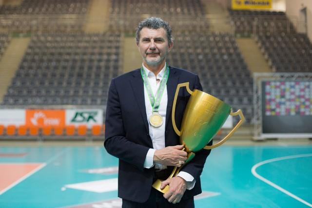 Andrea Gardini dostanie szansę, by walczyć w Jastrzębiu o obronę tytułu mistrza Polski.