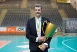 Andrea Gardini w Jastrzębskim Węglu na dłużej. Trener mistrzów Polski przedłużył umowę