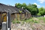Wyburzają stare budynki i podwórka przy ulicy Jana Pawła II w Kielcach. Będą nowe apartamentowce [ZDJĘCIA]