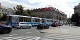 Kierowcy: Po Placu Kościuszki nie da się jeździć