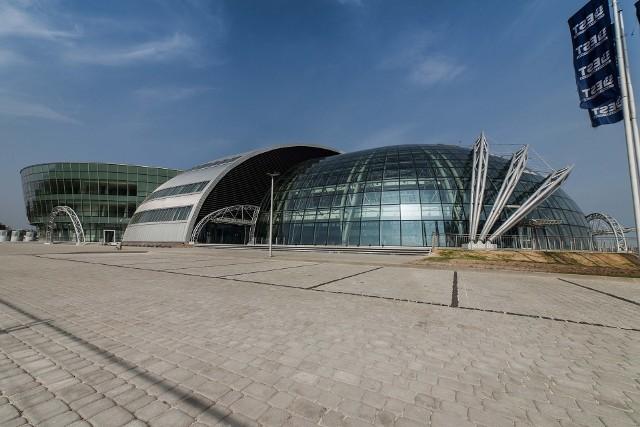 Debata kandydatów na prezydenta Rzeszowa odbędzie się w Centrum Wystawienniczo-Kongresowym G2A Arena w Jasionce