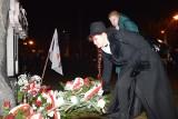 Łowickie obchody 38. rocznicy wprowadzenia stanu wojennego [ZDJĘCIA]