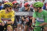 Tour de France: Cavendish wygrywa, Pogacar dalej liderem.