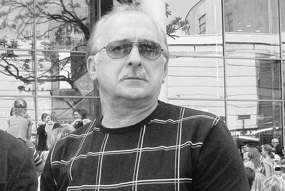 Roman Nehrebecki (1952-2021)
