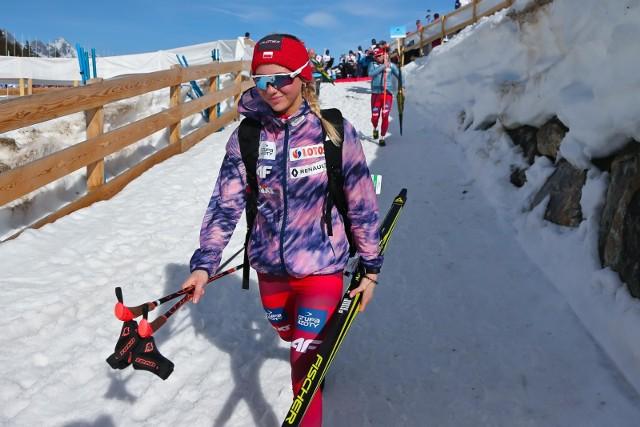 Izabela Marcisz wywalczyła pierwszy medal w kategorii U-23