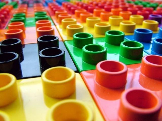 Klocki Lego mogą rozwijać dzieci