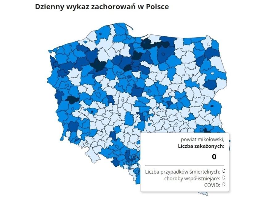 W województwie śląskim wykryto 23 nowe przypadki zakażenia...